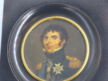 Portrait de Bernadotte