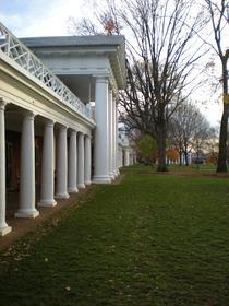 UVA galerie logements devant la rotonde