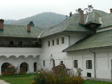 Monastère de Sinaia