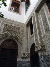 Riad alya dans la médina de Fes