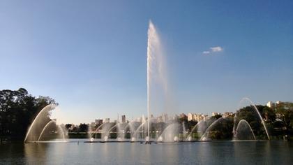 Fonts, Ibirapuera Park,