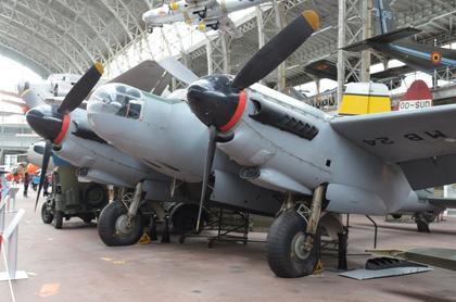 Musée royal de l'armée et d'Histoire militaire : section Air et Espace