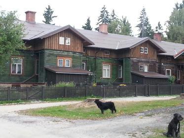 Wohnhäuser in Lignate
