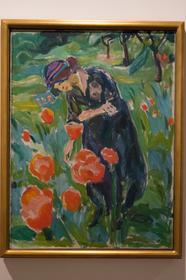 Toile de Munch