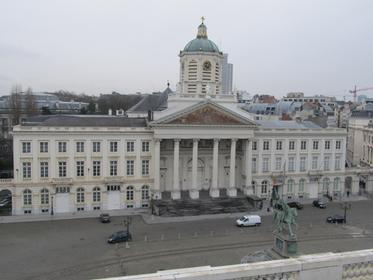 Koningsplein Brussel