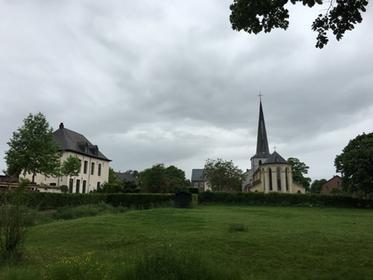Aldeneik church.