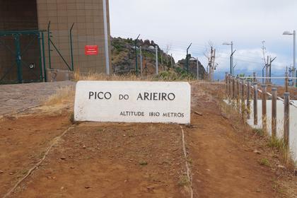 Miradouro do Pico do Arieiro