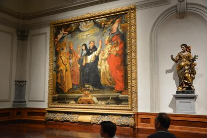 Peinture de Rubens