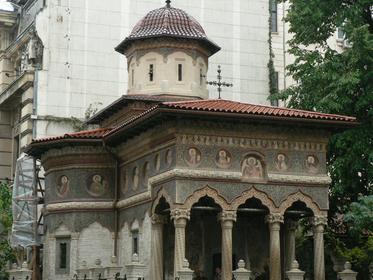 Eglise de Stavropoleos