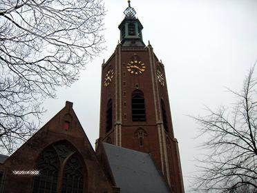 Grote of st.Jacobskerk Haagsche toren