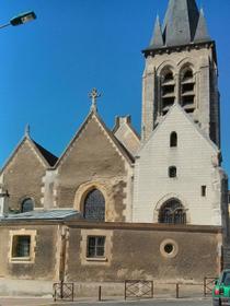 Église St-Germain-l'Auxerrois