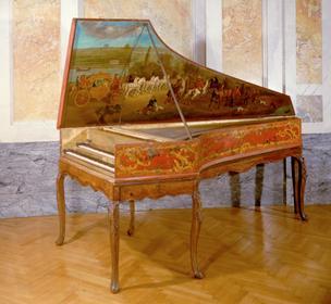 Collection des Instruments de Musique Historiques, Kunsthistorisches Museum Wien,  Neue Burg