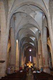 Église Ste-Marie-Madeleine : intérieur