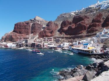 Santorini - Baia di Ammoudi