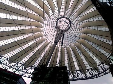 Sony Centre (toit)