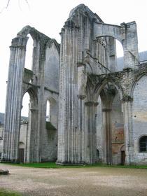 Abbaye de Jumièges - 1