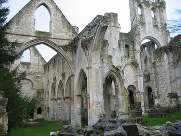 Abbaye de Jumièges - 2