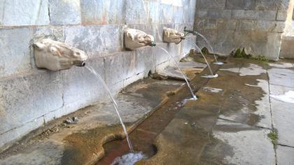 Fonti dei Canali (Fountains)