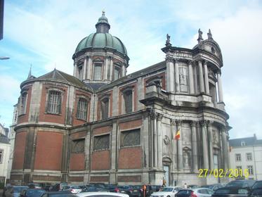 Cathédrale Saint-Aubain e Namur