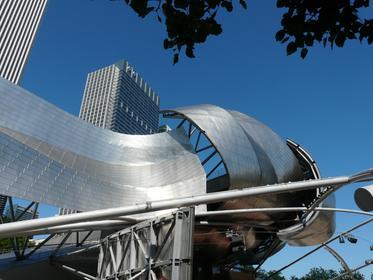 Jay Pritzker Pavilion at Millennium Park