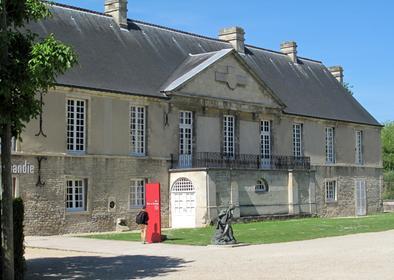 Façade du Musée de Normandie
