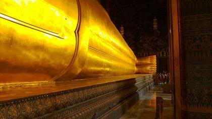 Corps du Buddha