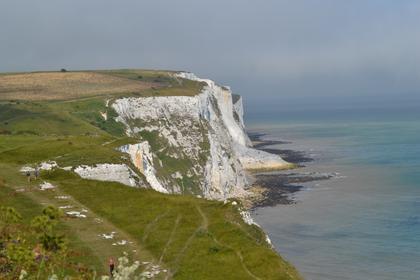White Cliffs von oben