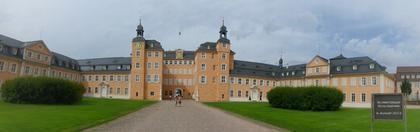 Eingang Schwetzinger Schloss