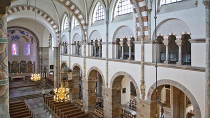 Ribe Cathedral - The main nave