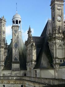 terrasse de Chambord