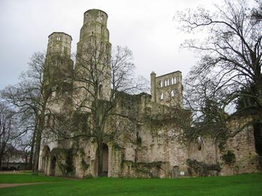 Abbaye de Jumièges - 3