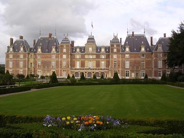 Chateau d'Eu