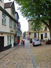 Elm Street Norwich