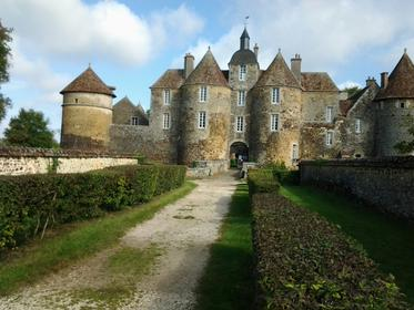 chateau de ratilly