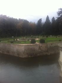 Douve du Château de Chenonceaux