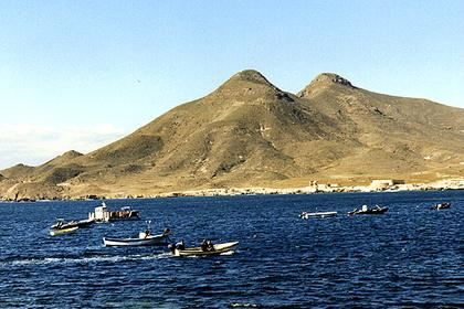 Cabo de Gata Los Escullos