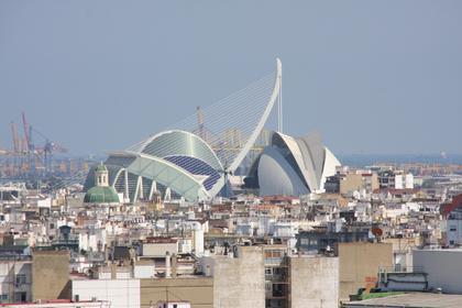 Ciutat de les Artes y les Ciències