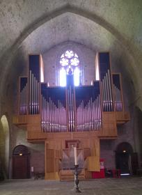 Grand orgue de Sylvanès
