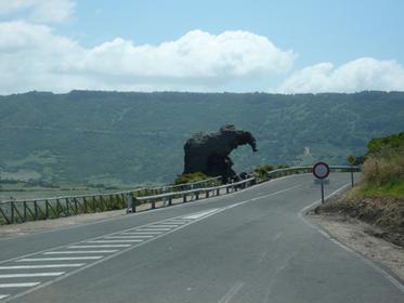 Rocher éléphant