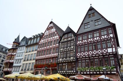 Romerberg square.