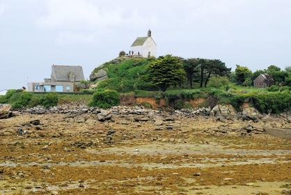 Roscoff : la chapelle Ste-Barbe