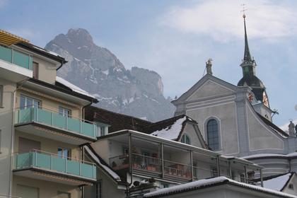 Schwyz, eglise St.-Martin
