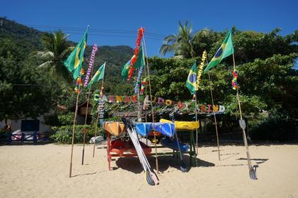 Ilha Grande, Carnaval 2014