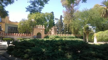 Paseo Catalina de Ribera