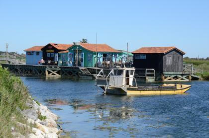 Pôle-nature du Port des Salines