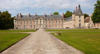 Château de Fleury-en-Bière