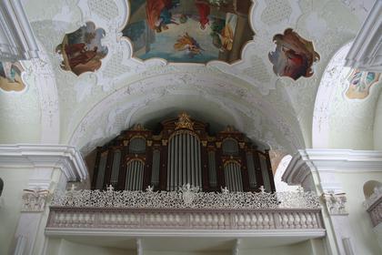 Engelberg, monastere