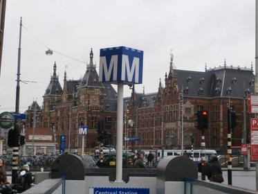 Gare centralle d'Amsterdam