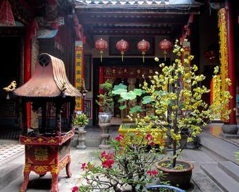 Kien An Cung Confucian Pagoda