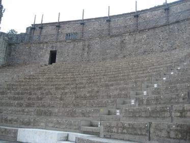 Théâtre de Pompei